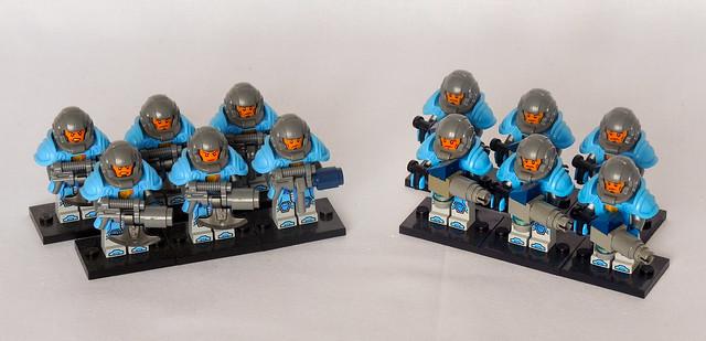 Nexo Space Marines - Tactical Marines