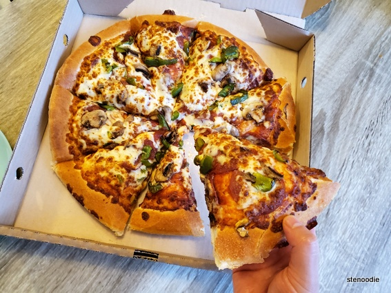 Triple Crown from Pizza Hut
