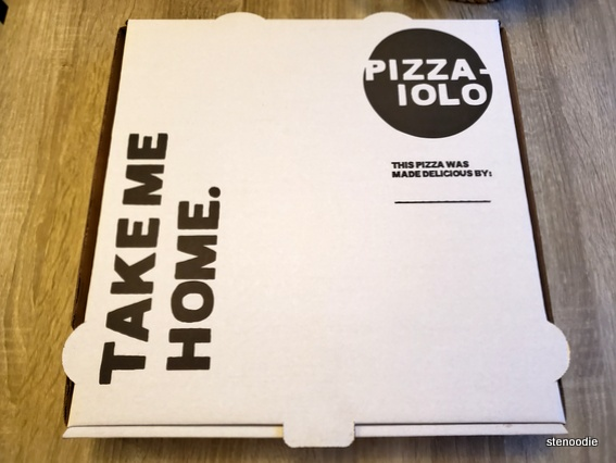 Pizzaiolo pizza box