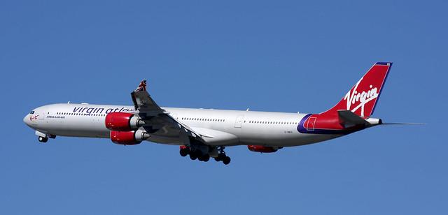 A340 | G-VMEG | SYD | 20071230