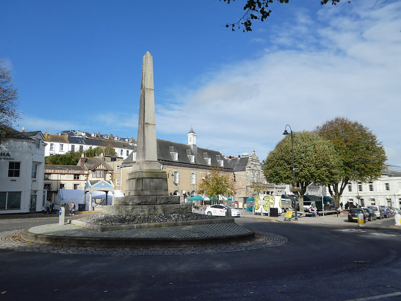 The Moor, Falmouth