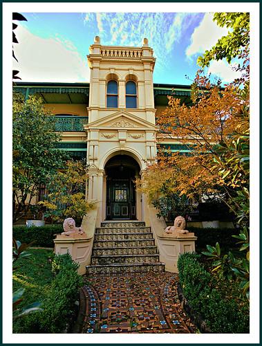 house mansion victorianmansion stanmore gordoncrescent victorianitalianate gothicmansion heritage heritagehouse sydney innerwest