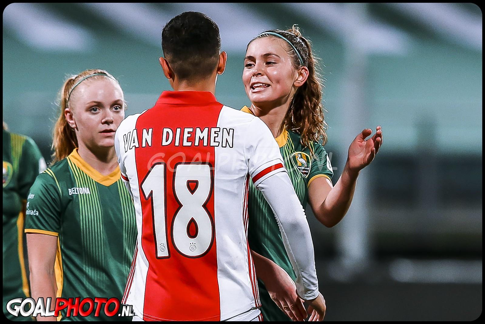 ADO Den Haag - Ajax 13-11-2020
