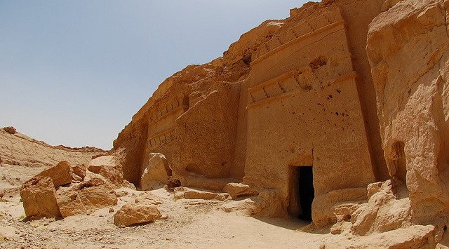 4179 Where is the location in Saudi Arabia where Hazrat Musa A.S. lived for 10 years 05