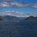 Crossing the fjord.