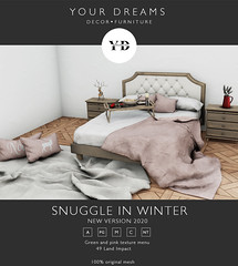 {YD} Snuggle in Winter - New Version 2020