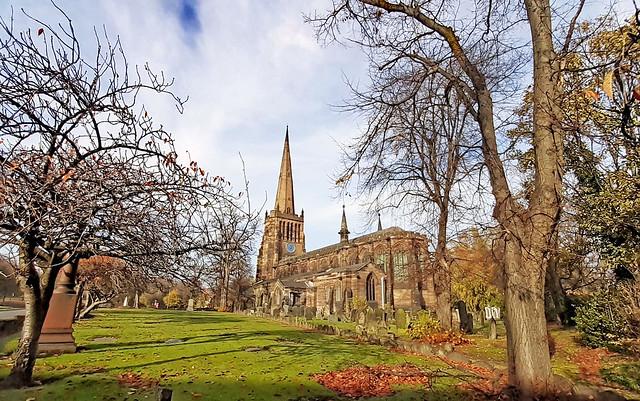 Aston Parish Church