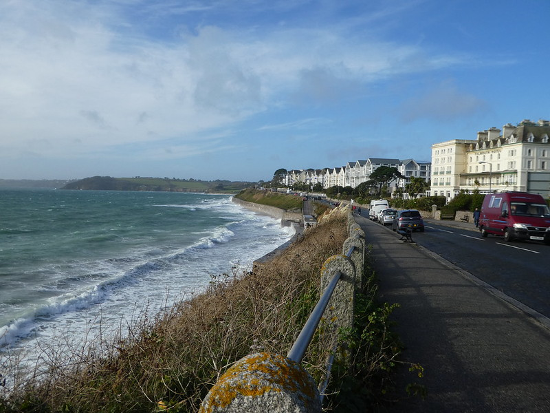 Cliff Road, Falmouth