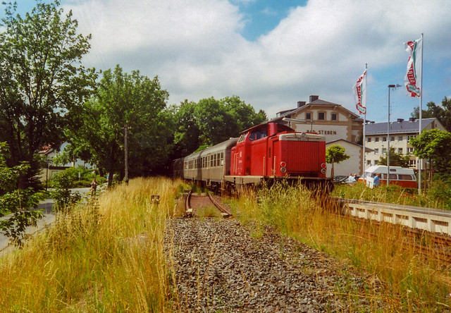 213337 at Bad Steben, July 2000