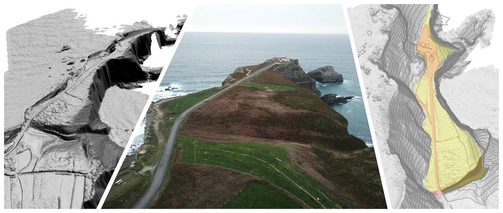 El Castrellón, un recinto fortificado inédito en el Cabo Vidio