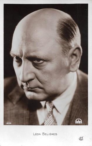 Léon Belières