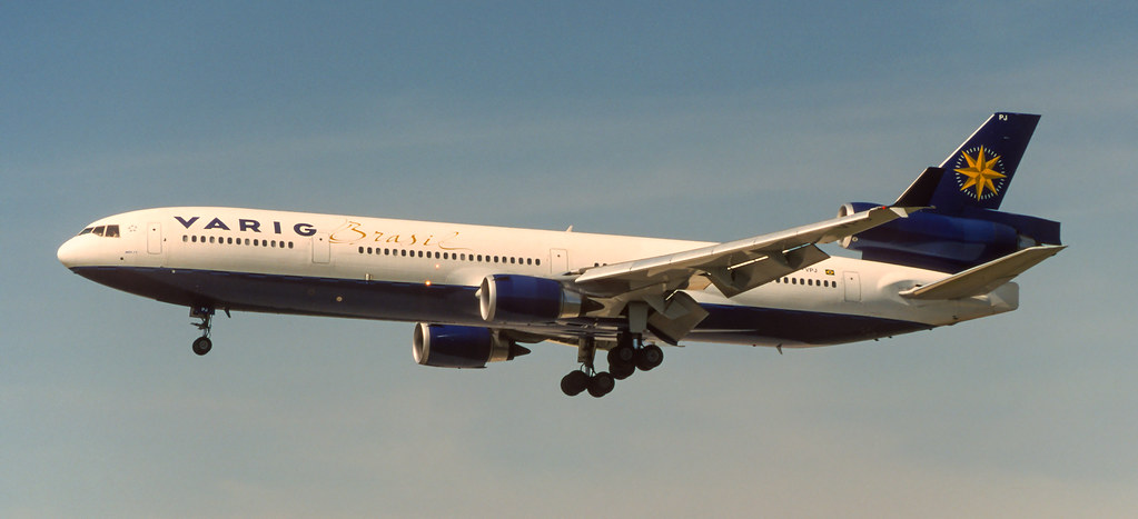 MD-11 | PP-VPJ | FRA | 19980807