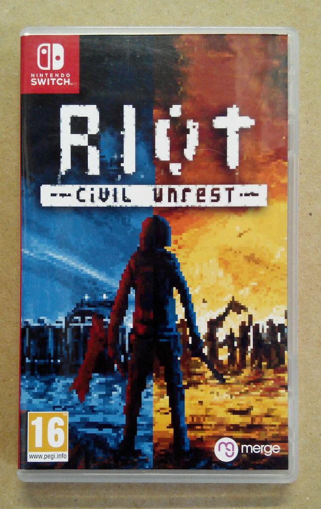 [VDS] RIOT CIVIL UNREST SWITCH 50601031241_b54a9b048e_b