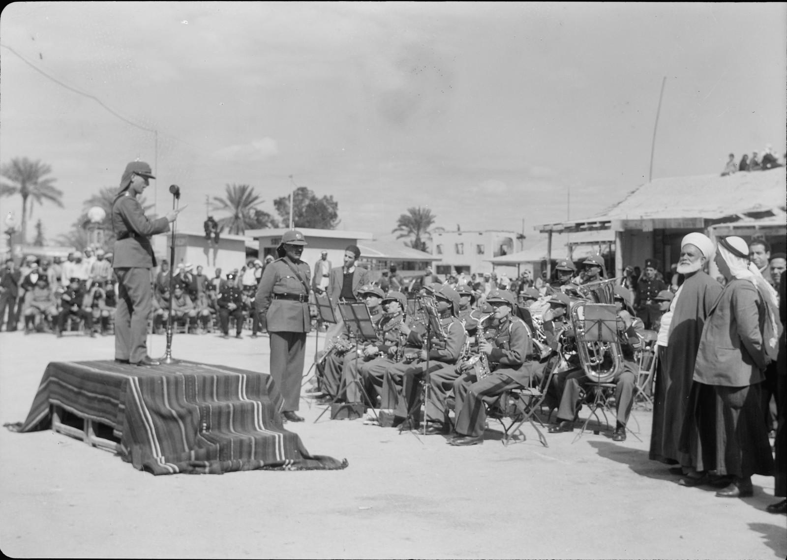 07. Оркестр Арабского легиона