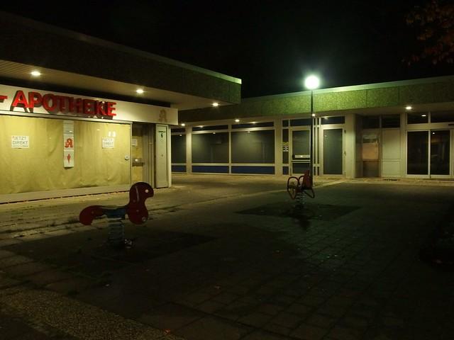 Wipptiere after dark