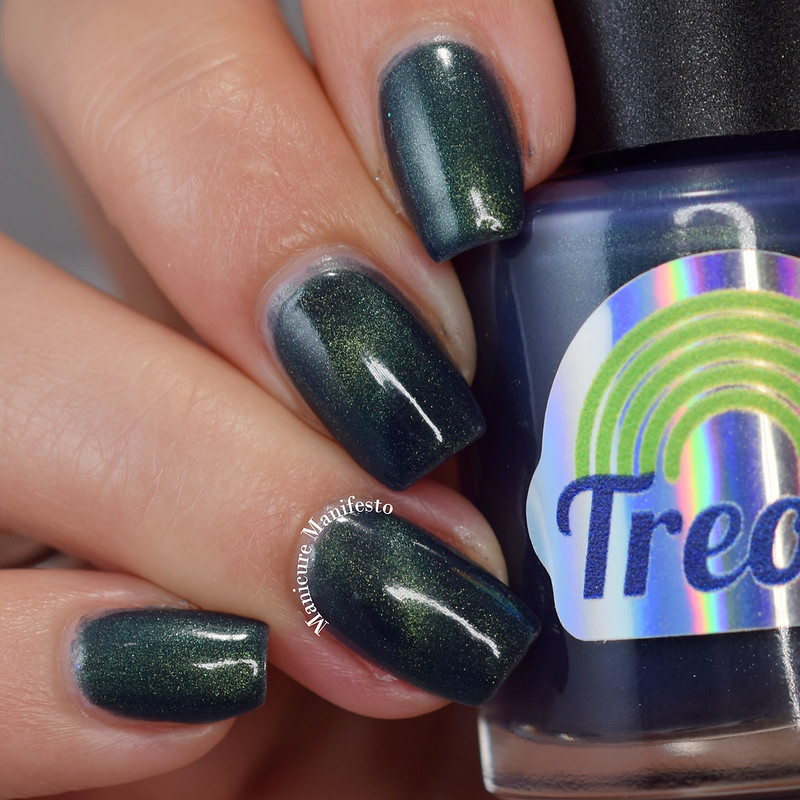 Treo Lacquer Resist review