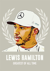 Lewis Hamilton - Greatest of All Time