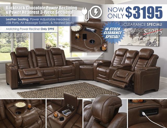 Backtrack Chocolate Power Reclining Sectional_U28004_NewUpdate
