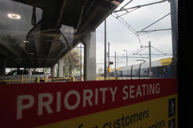 Minneapolis Light Rail - Blue Line