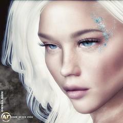 snow queen eyes vendor