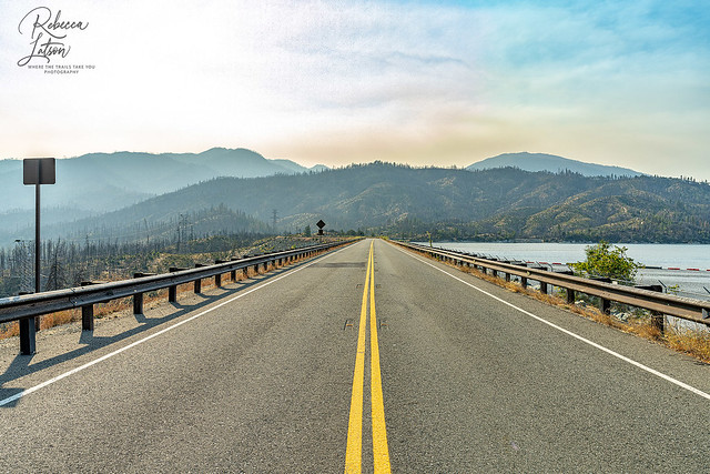 The Road Across The Dam - Whiskeytown National Recreation Area [Explored 11-15-2020 Thank you!]