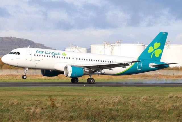 Aer Lingus EI-DEE BHD 03/11/20