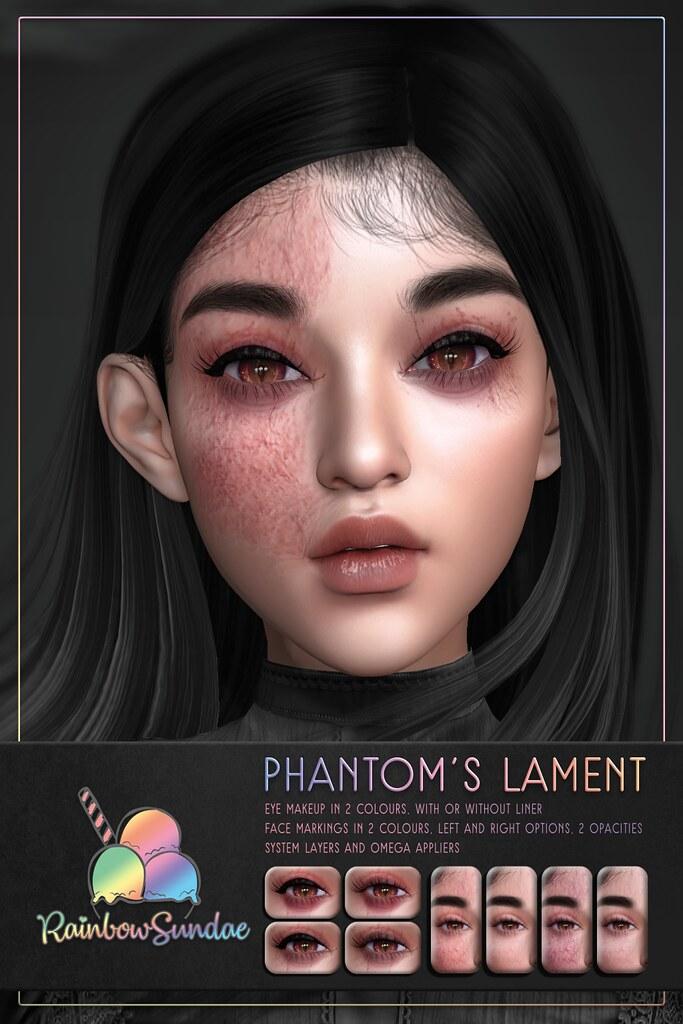 *Rainbow Sundae* Phantom's Lament @ Enchantment