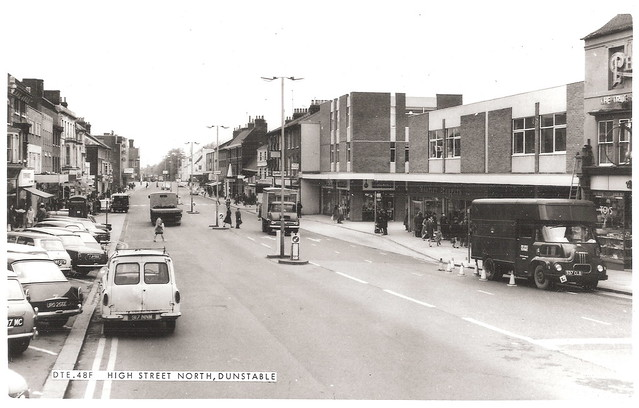 Dunstable - High Street North. And Gary Cooper.