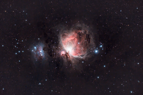 Messier 42, the Great Orion Nenula | by Luiz Ricardo Silveira