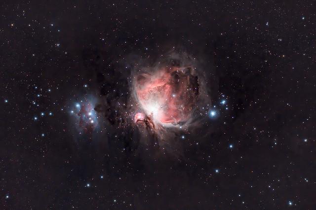 Messier 42, the Great Orion Nenula