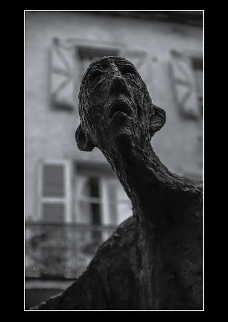 Cahors : L'Ange du Lazaret