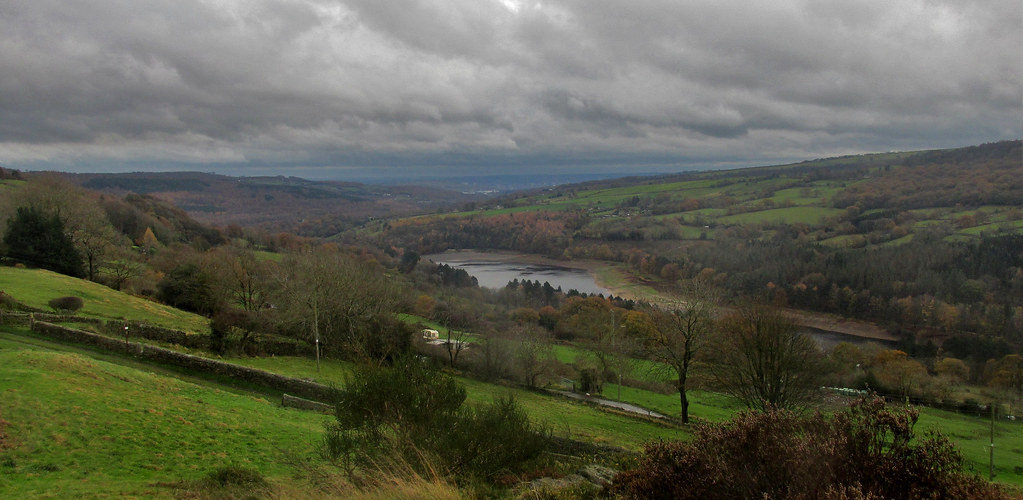 Ewden valley.