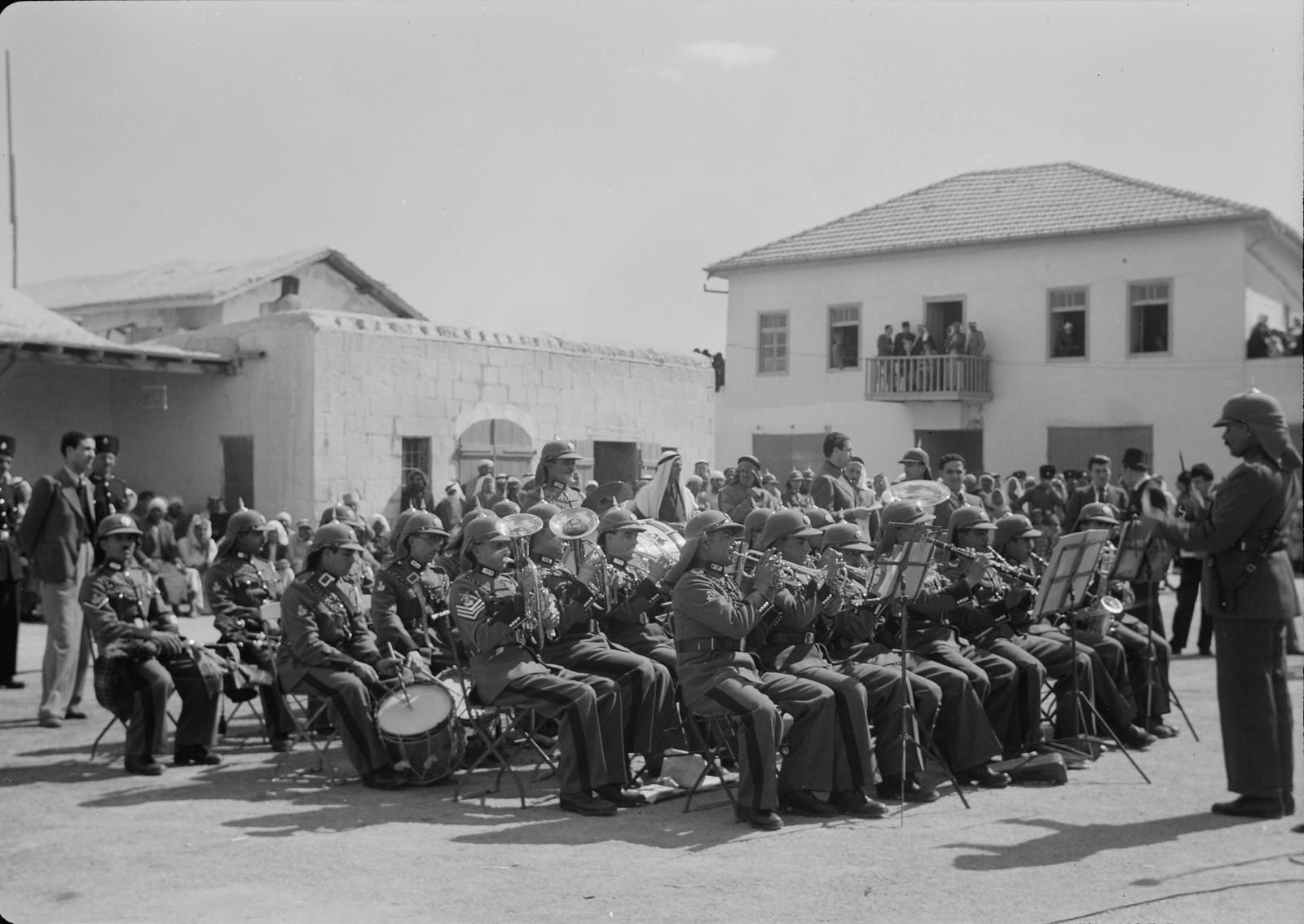 09. Оркестр Арабского легиона
