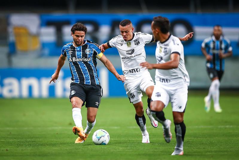 Grêmio x Ceará - Brasileirão 2020 - 14/11/2020