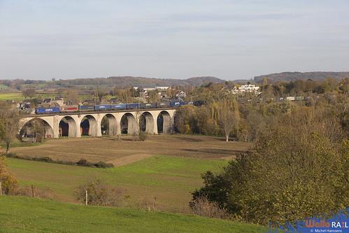 186 269 . Crossrail . E 65902 . Berneau . 14.11.20.