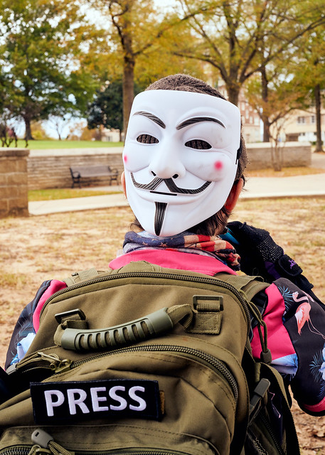 Anonymous, Yet We Are Everywhere