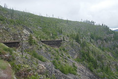 Kelowna - Myra Canyon Trail