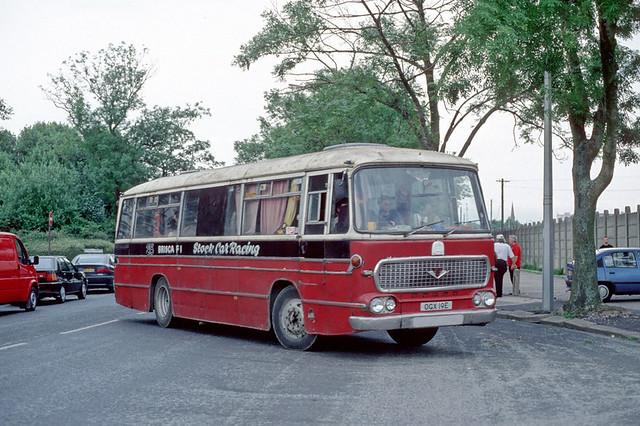 stock car transporter OGX 19E