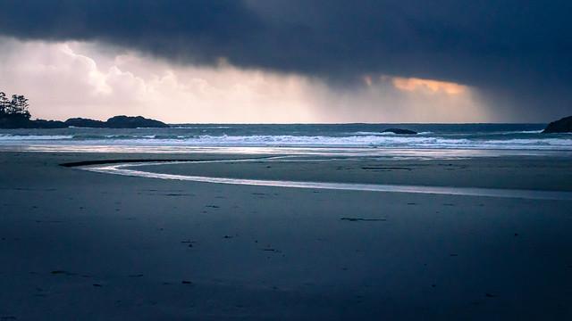 Chesterman Beach, Pacific Rim National Park, Tofino