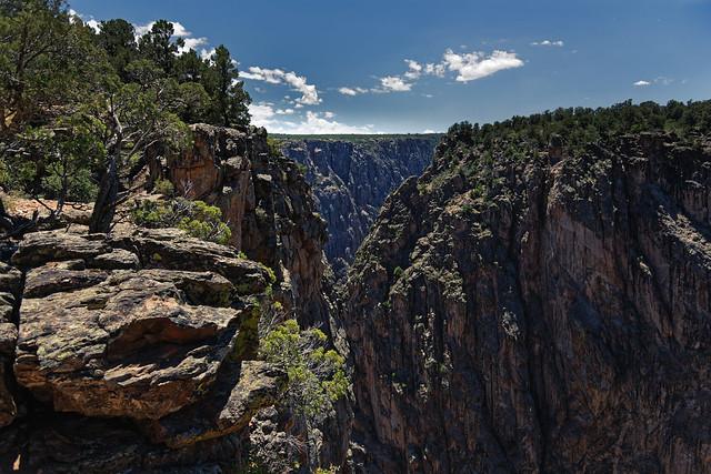 Black Canyon! (Black Canyon of the Gunnison National Park)