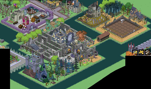 TSTO_Halloween_Ancient_Ruins_Hobbes_Is_Real