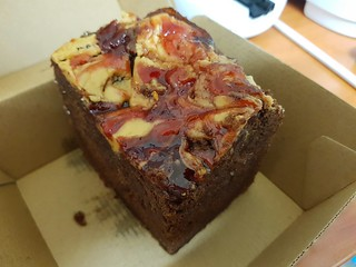 PB&J Brownie from The Green Edge