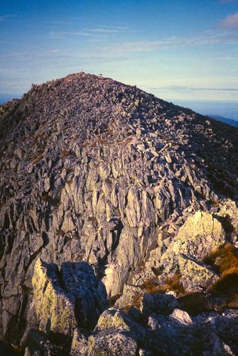 Mt Katahdin Peak