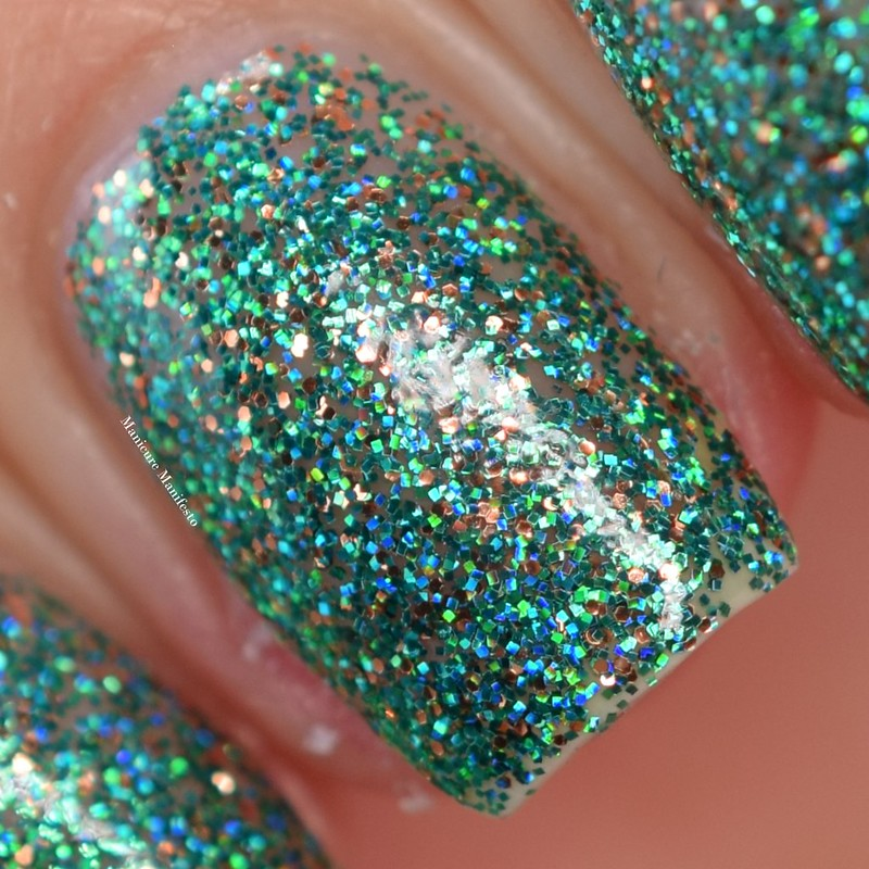 Treo Lacquer Emerald Eyes review