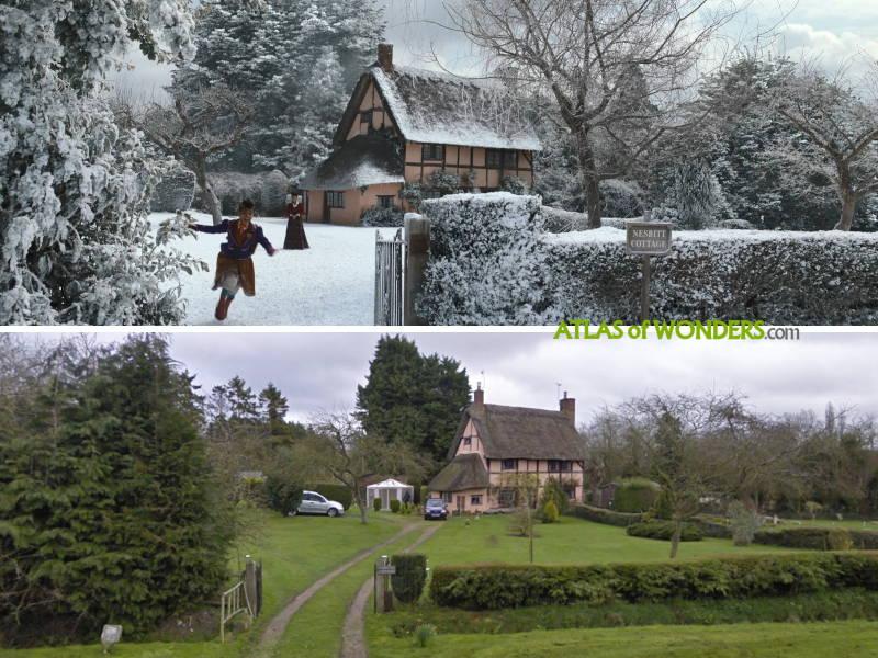 Jingle Jangle house