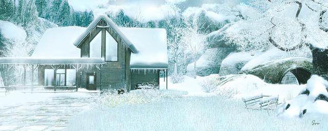 The Winter Cabin - Home