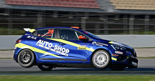 Clio Cup / Isidro CALLEJAS / ESP / CHEFO SPORT