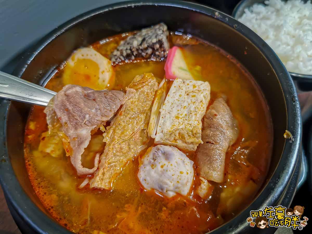 台南美食 鮮佃鍋 韓式料理 -20