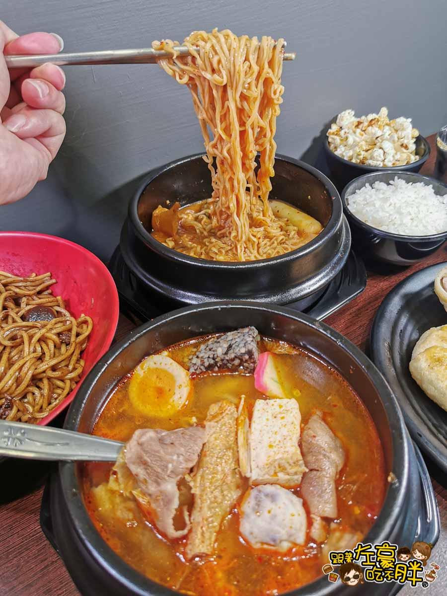 台南美食 鮮佃鍋 韓式料理 -41