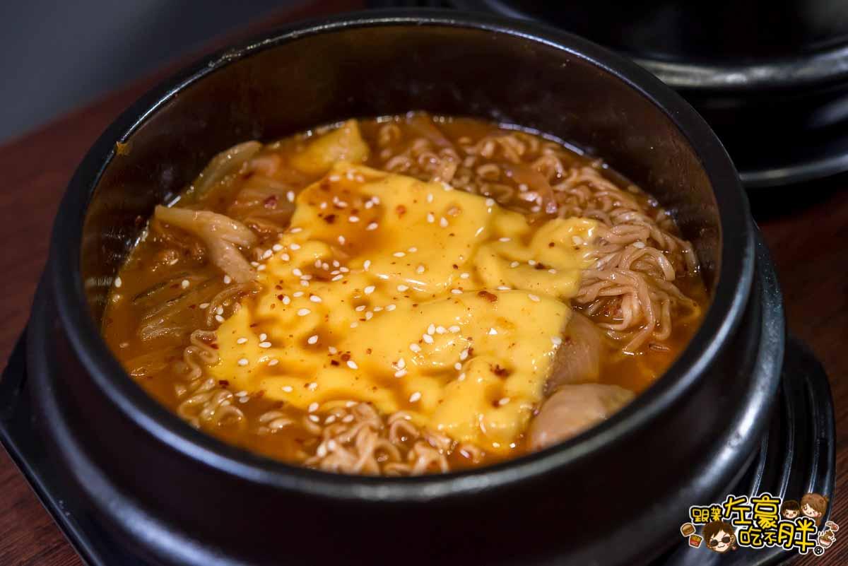 台南美食 鮮佃鍋 韓式料理 -15